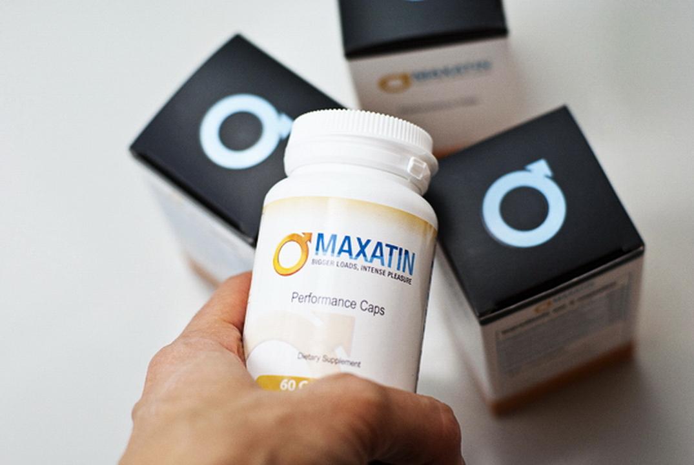 suplemento dietético Maxatin ingredientes, comentários, efeitos, fabricante