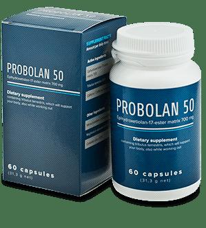 tablets Probolan 50 opiniões, ingredientes, fabricante, onde comprar