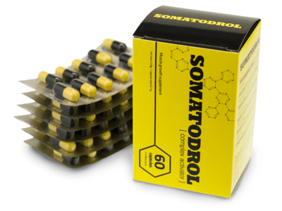 suplemento dietético Somatodrol hoe werkt, opiniões, fabricante, farmácia