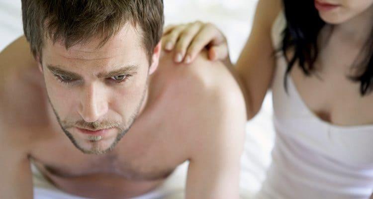 Disfunção erétil. O que fazer quanto tempos problema de ereção? Como combater a disfunção sexual.